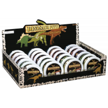 Dinosaur Putty Fossil Discovery
