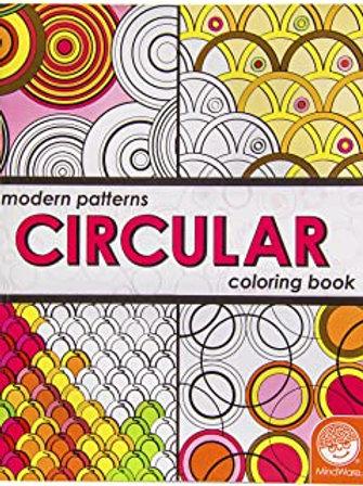 Circular Colouring Book