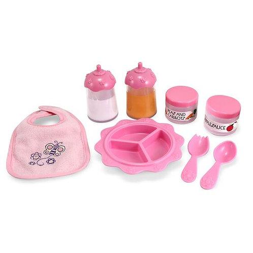 Mine to Love - Baby Food & Bottle Set