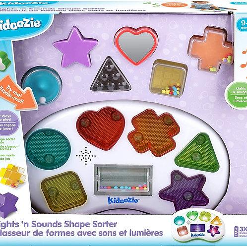 Lights 'n Sounds Shape Sorter
