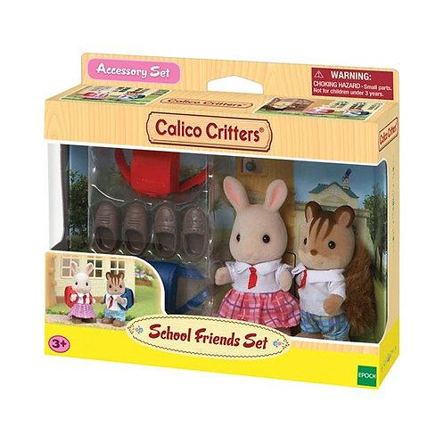 Calico Critters - School Friends