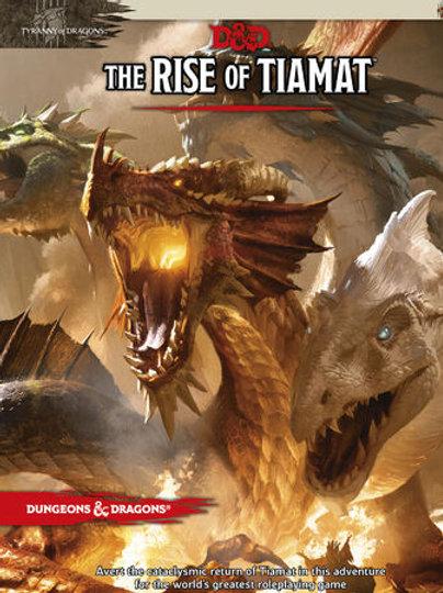 D&D - Rise of Tiamat Campaign Book