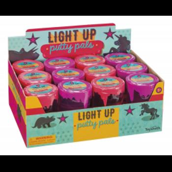 Light Up Putty Pals