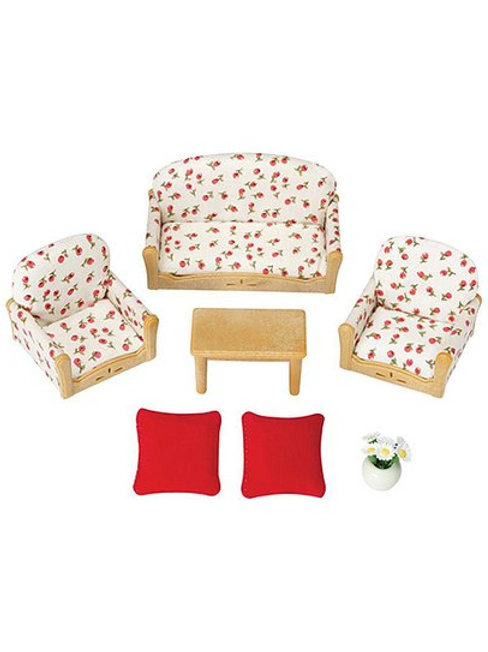 Calico Critters - Living Room Suite