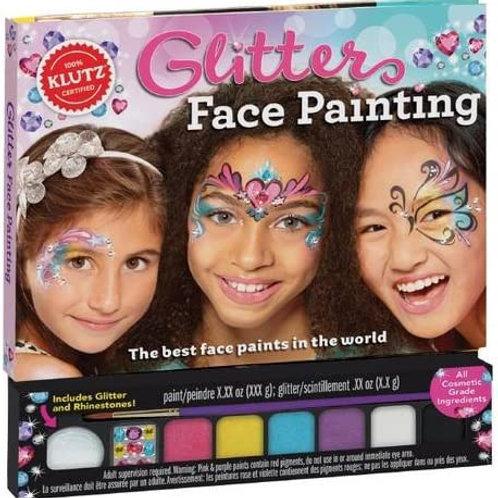 Klutz - Glitter Facepainting