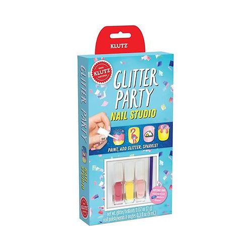 Klutz - Glitter Party Nail Studio