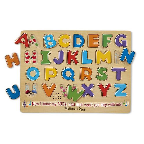 Sound Puzzle: Alphabet