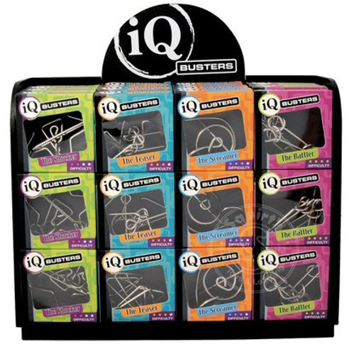 IQ Busters: Rattler