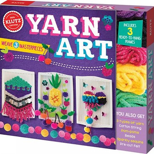 Klutz - Yarn Art