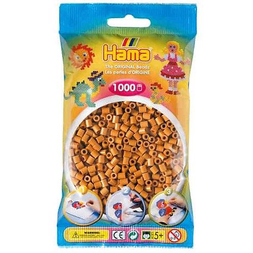 Hama 1000pc Bag - Light Brown