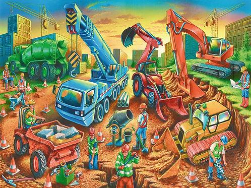 60pc 4+ Ravensburger Puzzle - 09517