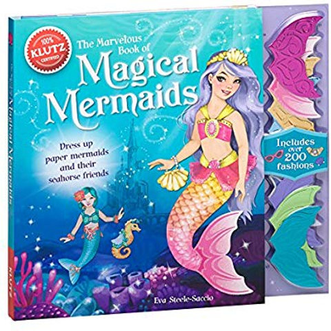 Klutz - The Marvelous Book of Magical Mermaids