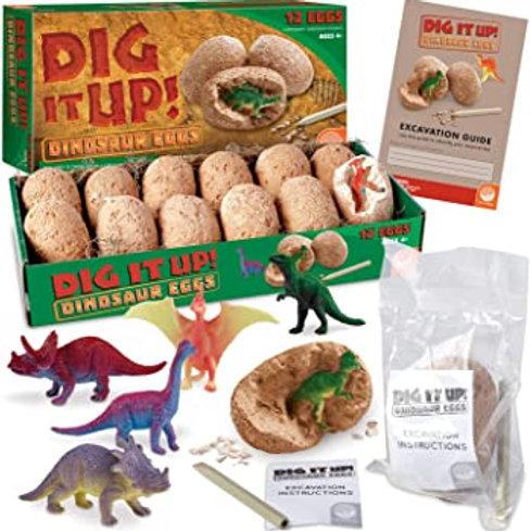 Dig it Up! Dinosaur Egg