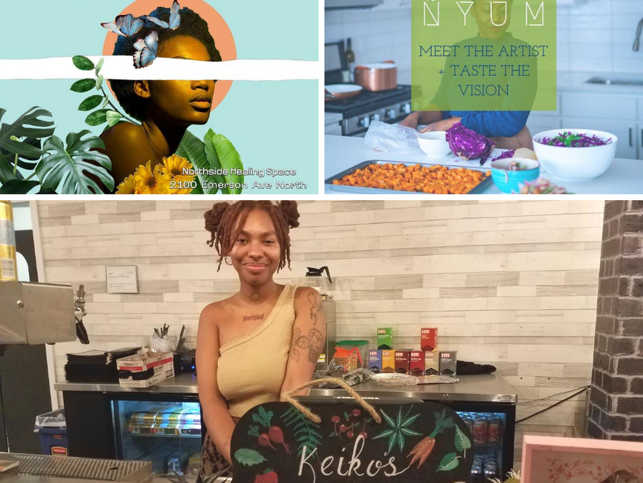 """""""These Black Women Are Leading the Plant-Based Movement in North Minneapolis"""""""