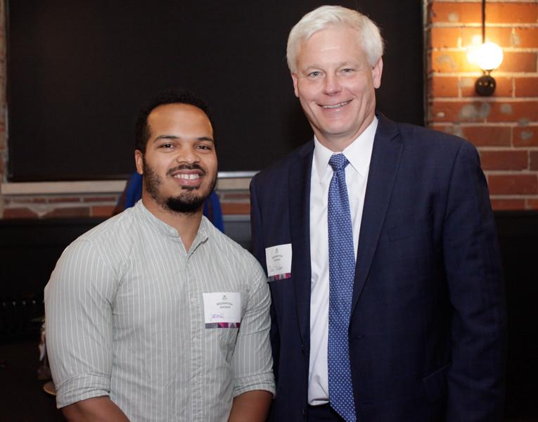 Photo Credit: King Demetrious Pendleton, CEO of ListenMedia