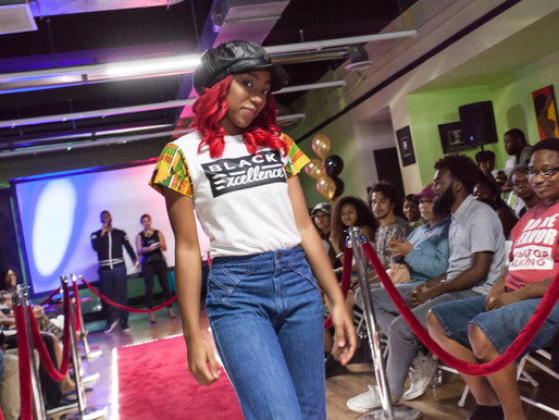 Lights, Camera, Fashion - Looking back at NEON's Annual Fashion Show + Pop-Up Event.