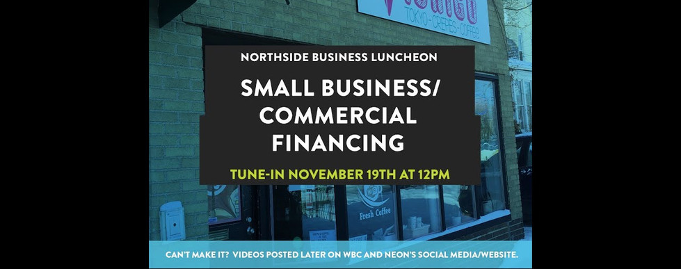 Panelists discussed the different financing options, both traditional and non-traditional, available to entrepreneurs.