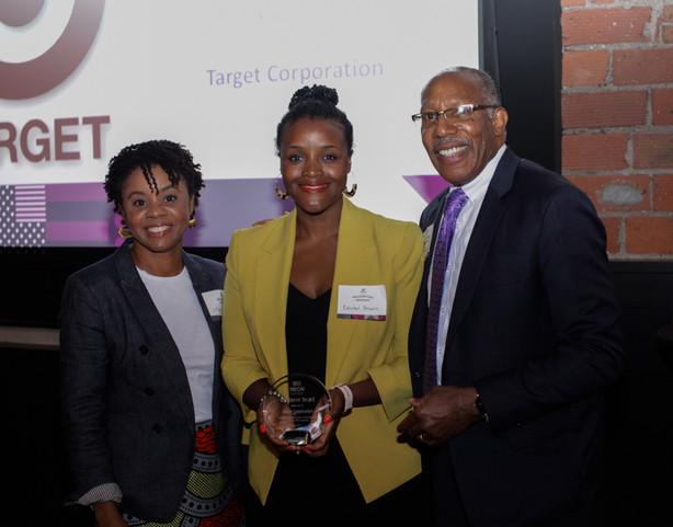 Volunteer of the Year Awardee, Target Corporation