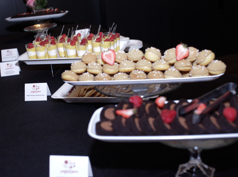 Sweet treats by NEON client, The Perfect Piece Sweets Co.