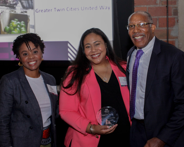 Supporter of the Year Awardee, Greater Twin Cities United Way (GTCUW)