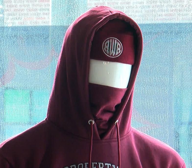 """North Minneapolis Entrepreneur Creates Hoodies With Masks Sewn Inside"""