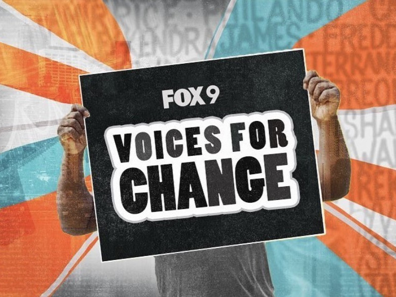 """""""FOX 9 'Voices For Change' discusses racism, prejudice and social inequity"""""""