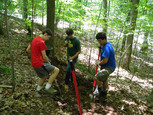 Brooke Preserve Eagle Scout Project
