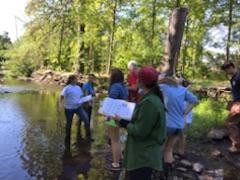 Citizen Scientists to Help Assess Health of Local River
