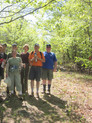 Roaring Brook - CLT hike