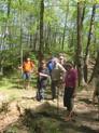 Roaring Brook Falls hike