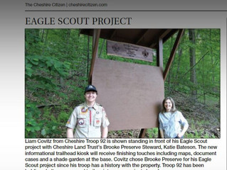 Eagle Scout Project - Brooke Preserve