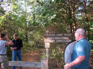 Cheshire Land Trust - on TV