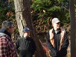 Fall Hike at Brooke Preserve