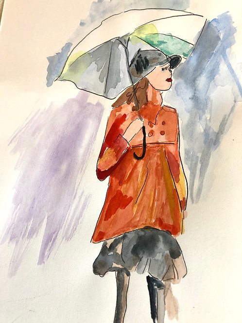 Rainy Days and Monday's