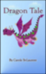 Dragon tale: Dragons threaten a peaceful village until a sorcerer finds the perfect solution. Dragon Tale is a wonderful short story about the importance of good communication to avoid misunderstandings. This tale is perfect for an early chapter book reader. Age 5 to 7