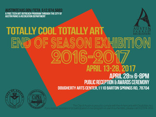 Totally Cool, Totally Art - End of Season Exhibition
