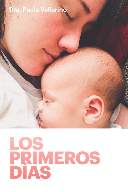 E-Book: Los Primeros Días de Lactancia