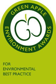 QEF Win Green Apple Award.