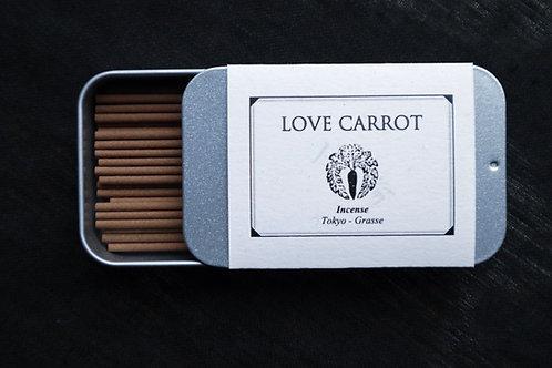LOVE CARROT