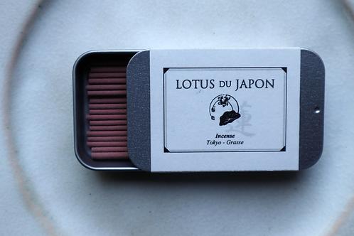 蓮 lotus du japon