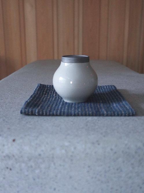 古帛紗 - 弐の藍 -