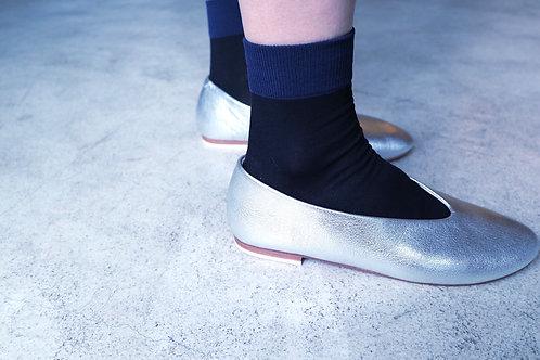 Fot_ socks (navy / black)