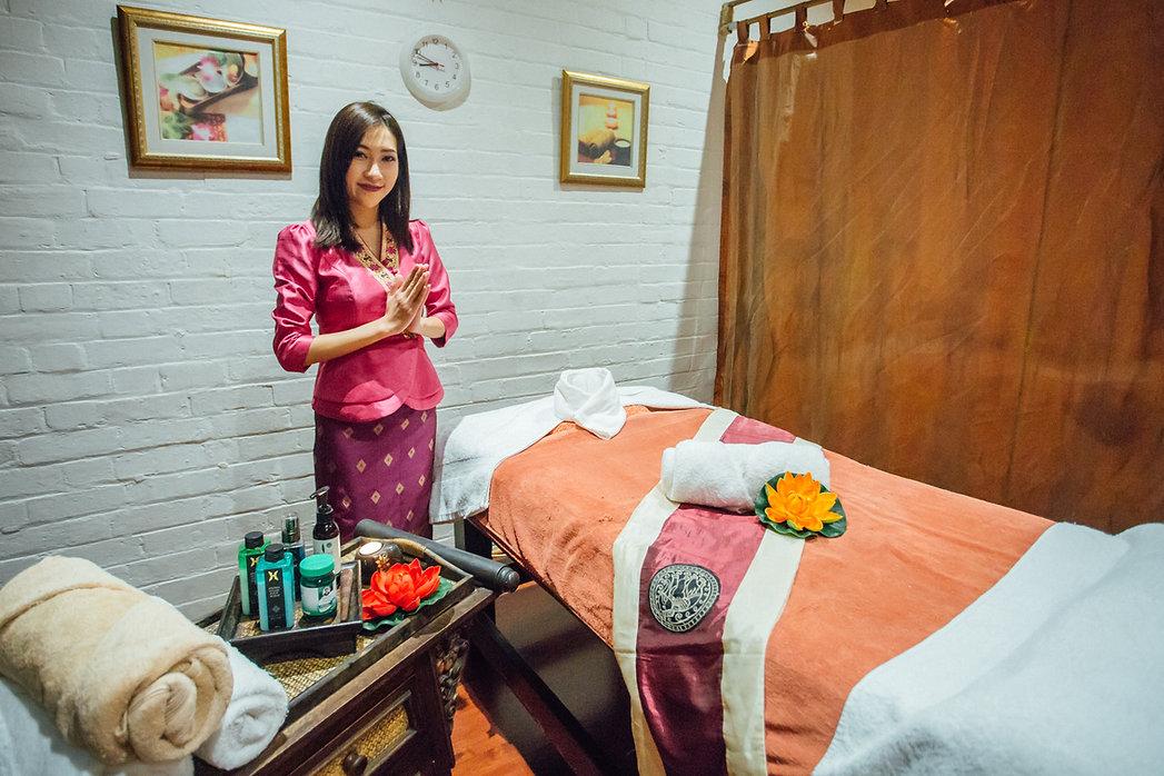 Thai Massage Therapy Richmond | Melbourne | Nina Thai Massage