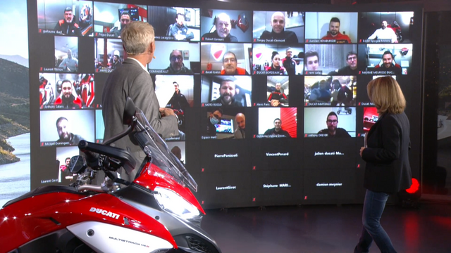 Ducati Digital Event