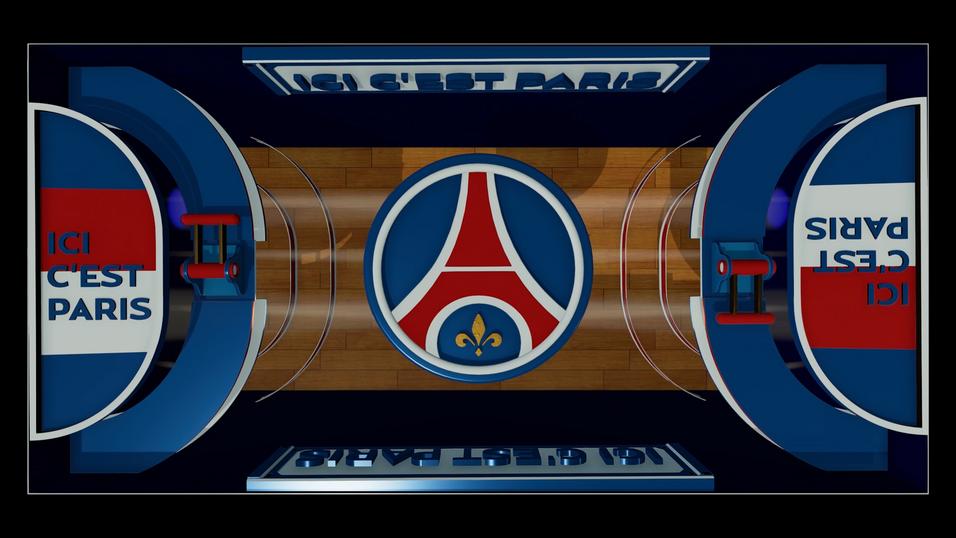 Mapping PSG Handball 2019