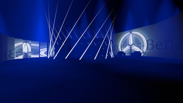 Mercedes Digital Event