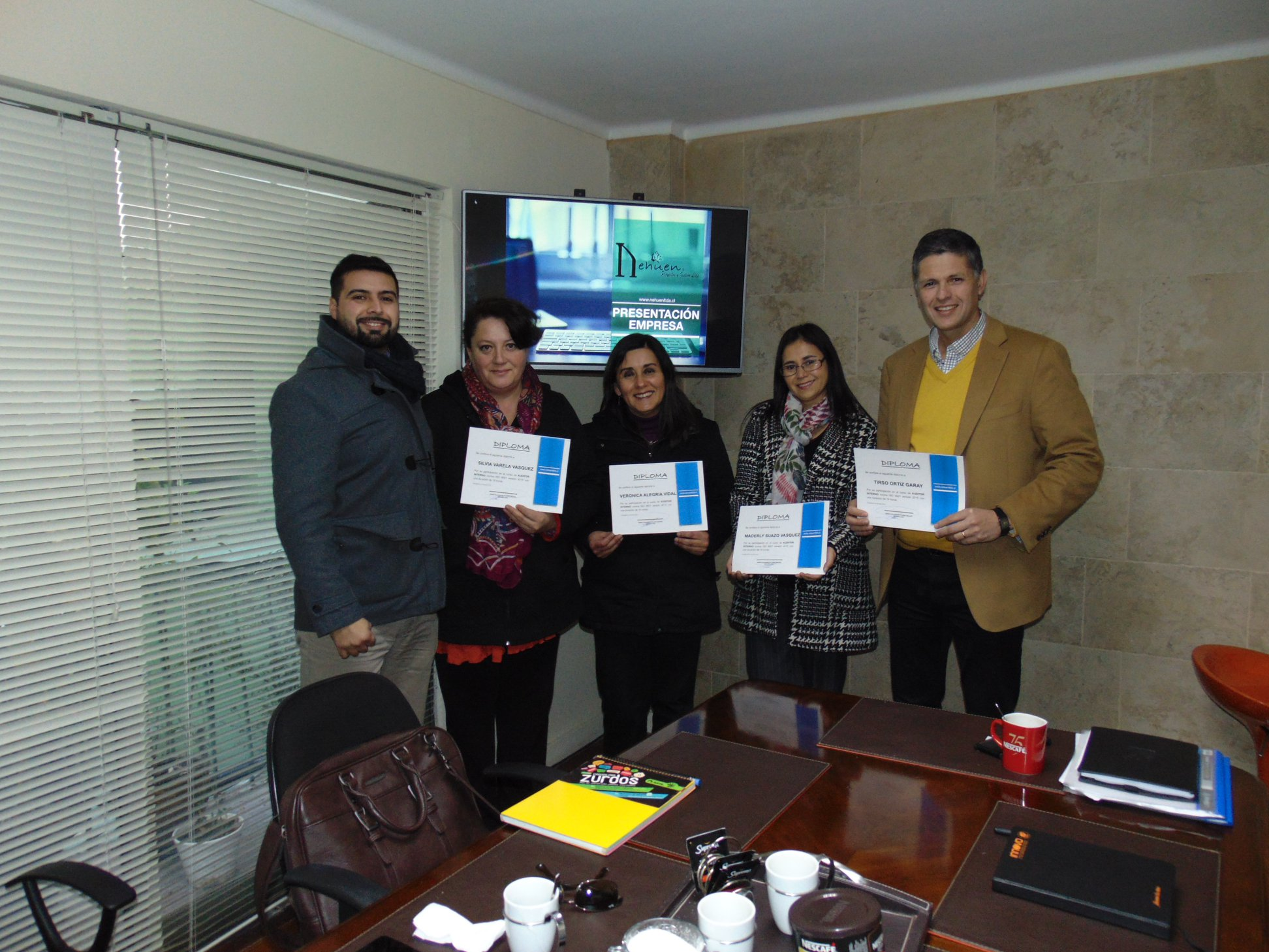 CURSO AUDITOR INTERNO ISO 9001:2015