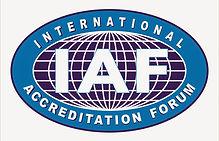 IAF - FORO INTERNACIONAL DE ACREDITACIÓN