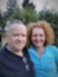 Гассман Татьяна Эвальдовна и Сергей