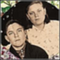 Николай и Вера Перепаловы Арбузовка-Алтай 17.02. 1941 год